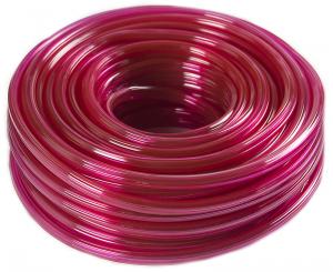Manguera riego cristal de 1:2 Roja
